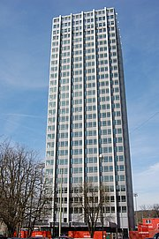 The Wintower - Winterthur's landmark