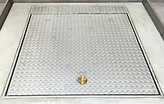 HUBER manhole covers type SD7 comply with the new standards